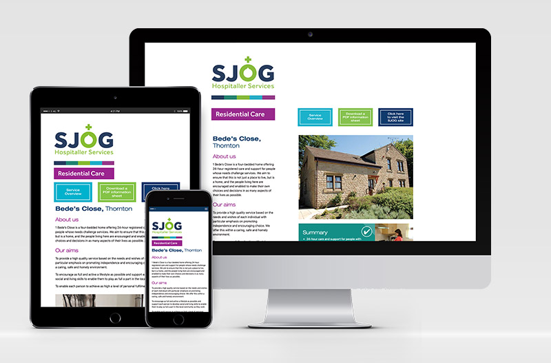SJOG UK Residentail Care